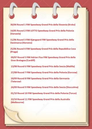 Speedway Grand Prix Series 2016